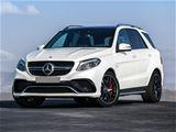2016 Mercedes-Benz AMG GLE Pleasanton, CA 4JGDA7FB4GA651437