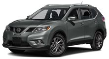 2016 Nissan Rogue Greenwood, MS 5N1AT2MTXGC855949