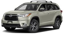 2016 Toyota Highlander Tilton, IL 5TDJKRFH2GS314515