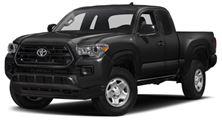 2017 Toyota Tacoma Tilton, IL 5TFSX5EN4HX047444