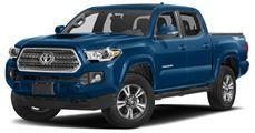 2017 Toyota Tacoma Tilton, IL 3TMCZ5AN0HM049573