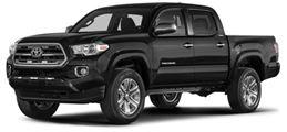 2016 Toyota Tacoma Springfield, OH 5TFCZ5AN4GX016018