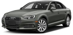 2017 Audi A4 Iowa City, IA WAUENAF46HN016528