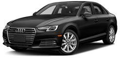 2017 Audi A4 Providence, RI WAUANAF4XHN059963
