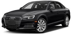 2017 Audi A4 Providence, RI WAUNNAF49HN069580