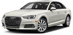 2018 Audi A4 City, ST WAUKMAF4XJA025543
