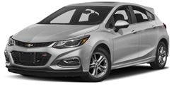 2017 Chevrolet Cruze Frankfort, IL and Lansing, IL 3G1BE6SMXHS588760