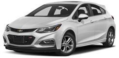 2017 Chevrolet Cruze Frankfort, IL and Lansing, IL 3G1BE6SM2HS510229