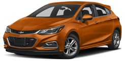 2017 Chevrolet Cruze Round Rock, TX 3G1BE6SM7HS576792