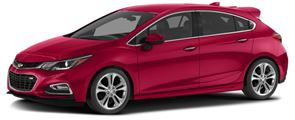 2017 Chevrolet Cruze Round Rock, TX 3G1BE6SM4HS531924
