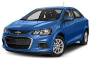 2017 Chevrolet Sonic Frankfort, IL and Lansing, IL 1G1JB5SH3H4152625