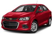 2017 Chevrolet Sonic Frankfort, IL and Lansing, IL 1G1JA5SH2H4134264