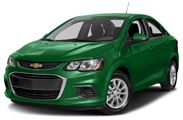 2017 Chevrolet Sonic Frankfort, IL and Lansing, IL 1G1JB5SH2H4146735