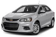 2017 Chevrolet Sonic Lansing, IL 1G1JA5SH4H4160204