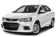 2017 Chevrolet Sonic Frankfort, IL 1G1JD5SH0H4150518