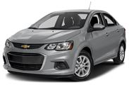 2017 Chevrolet Sonic Frankfort, IL and Lansing, IL 1G1JB5SH2H4161719