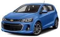 2017 Chevrolet Sonic Marshfield,MO 1G1JD6SBXH4143318