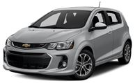2017 Chevrolet Sonic Lumberton, NJ 1G1JD6SGXH4168165