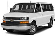 2017 Chevrolet Express 3500 Sylvania 1GAZGMFF5H1100048