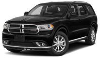 2017 Dodge Durango Houston TX 1C4RDHDG9HC838572