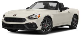 2017 FIAT 124 Spider Houston JC1NFAEK0H0117588
