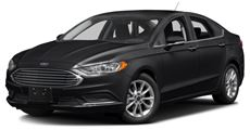 2017 Ford Fusion Easton, MA 3FA6P0T99HR288795