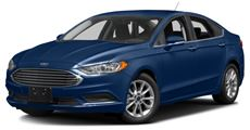 2017 Ford Fusion Mitchell, SD 3FA6P0H90HR105342