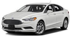 2017 Ford Fusion Round Rock, TX 3FA6P0G70HR274258