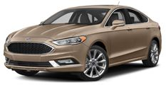 2017 Ford Fusion Round Rock, TX 3FA6P0K9XHR274261