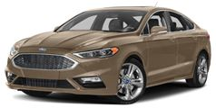 2017 Ford Fusion Round Rock, TX 3FA6P0VP2HR206613