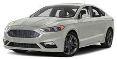 2017 Ford Fusion Round Rock, TX 3FA6P0VP7HR228753