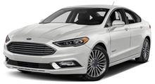 2017 Ford Fusion Hybrid Mitchell, SD 3FA6P0RU4HR163473