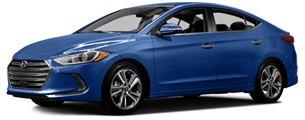 2017 Hyundai Elantra Marion, IL 5NPD84LF1HH009676