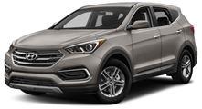 2017 Hyundai Santa Fe Sport Indianapolis, IN 5NMZU3LB6HH002096