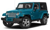 2017 Jeep Wrangler Columbus, IN 1C4AJWBG3HL584886