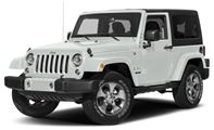 2017 Jeep Wrangler Columbus, IN 1C4AJWBG3HL608720