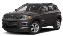 2017 Jeep New Compass Dover, OH  3C4NJDBB3HT630926