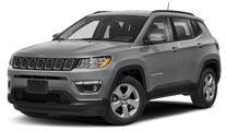 2018 Jeep Compass Campbellsville, KY 3C4NJDCB8JT100813
