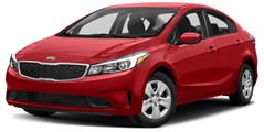 2017 Kia Forte Indianapolis, IN 3KPFL4A81HE070980