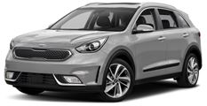 2017 Kia Niro Hollywood, FL KNDCB3LC8H5036709