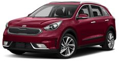 2017 Kia Niro Hollywood, FL KNDCC3LC2H5037299