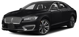 2017 LINCOLN MKZ Dover, OH  3LN6L5C96HR662679
