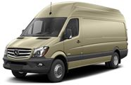 2017 Mercedes-Benz Sprinter 3500XD Iowa City, IA WD3FF4CC0HP509394