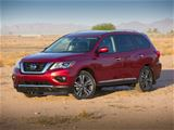 2018 Nissan Pathfinder Lexington 5N1DR2MM8JC602253