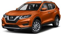 2017 Nissan Rogue Nashville, TN 5N1AT2MT0HC777232
