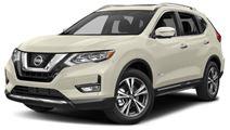 2017 Nissan Rogue Hybrid Twin Falls, ID 5N1ET2MV4HC828461