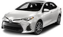 2017 Toyota Corolla Tilton, IL 2T1BURHE9HC750855