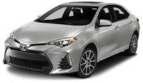 2017 Toyota Corolla Tilton, IL 2T1BURHE1HC751269