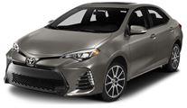 2017 Toyota Corolla Tilton, IL 2T1BURHE1HC754401