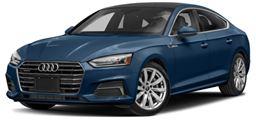 2018 Audi A5 City, ST WAUENCF5XJA010166